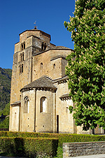 Church of Santa Maria in Santa Cruz de la Seros